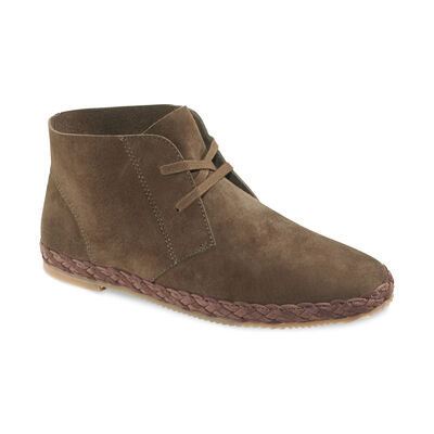 Addison Suede Ankle Boot