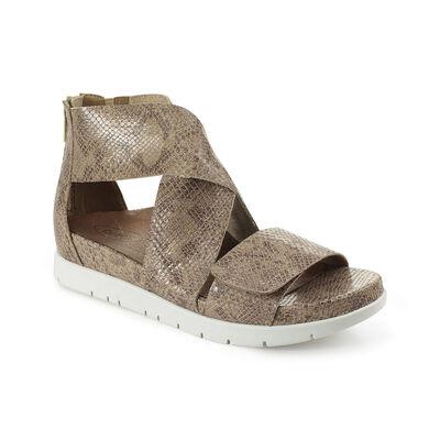 Quinn Ankle Zip Sandal