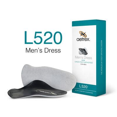 Men's Dress Posted Orthotics