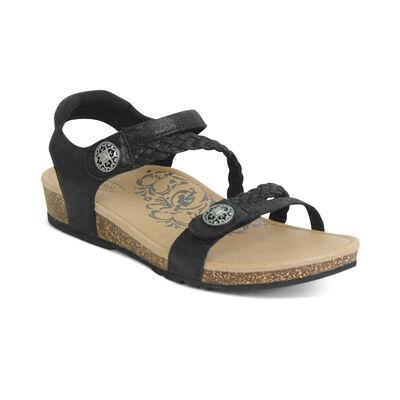 Premium Jillian Braided Sandal