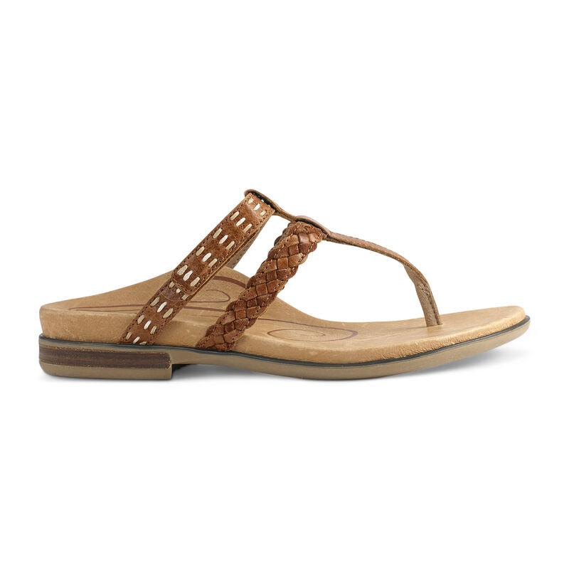 Mona Braided Thong Sandal