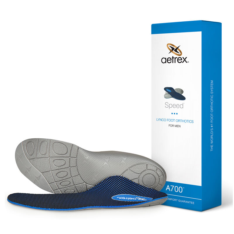 Speed Orthotics - Insole For Running For Men