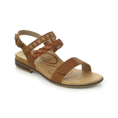 Celeste Quarter Strap Sandal
