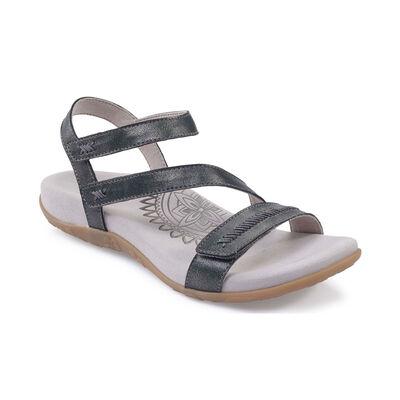 Gabby Adjustable Quarter Strap Sandal