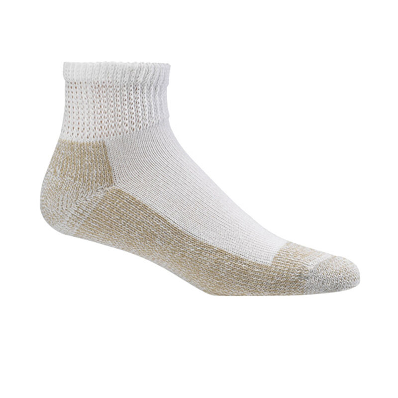 Copper Sole Extra Cushion Ankle Socks - Men