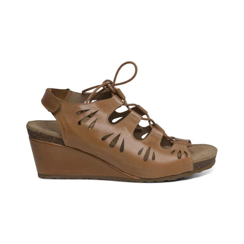 Giselle Ghillie Tie Sandal