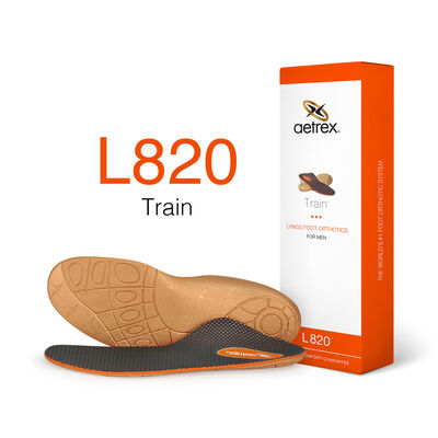 Men's Train Posted Orthotics