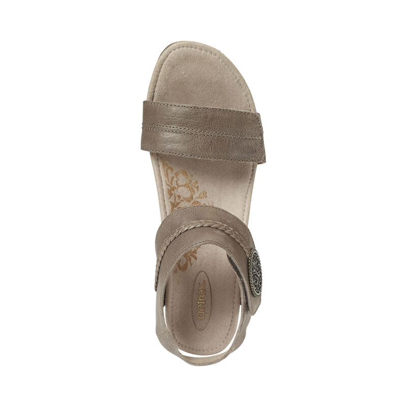 Arielle Wedge Sandal