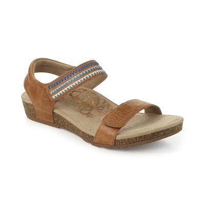 Capri Quarter Strap Sandal