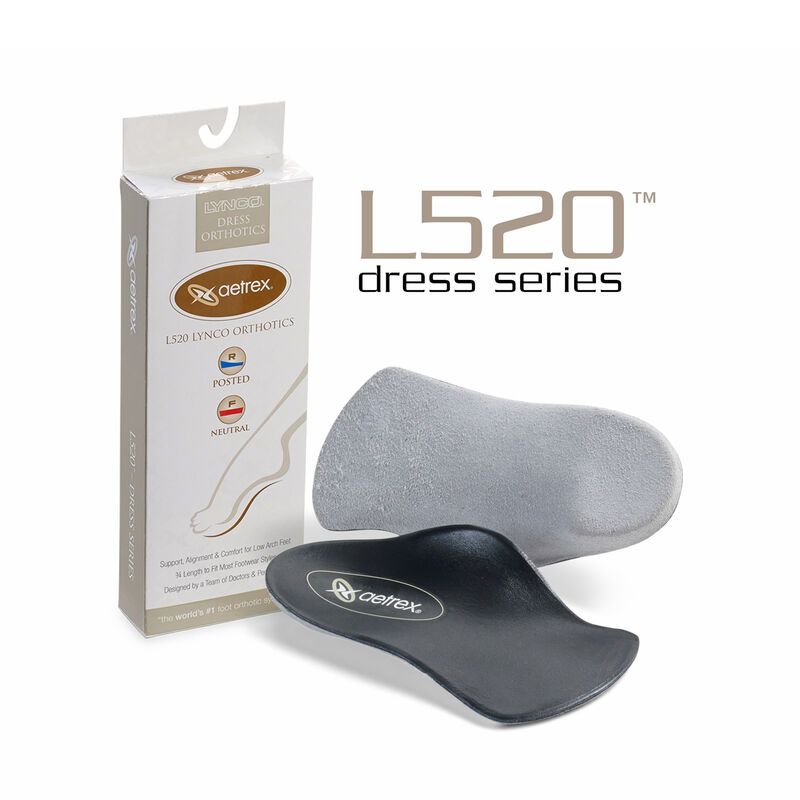 Children's Dress Flat/Low Arch Orthotic