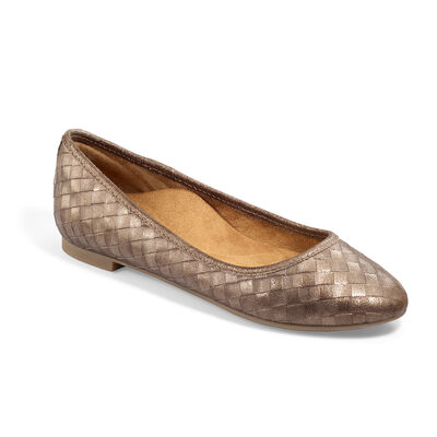 Lyla Ballet Flat with Arch Support