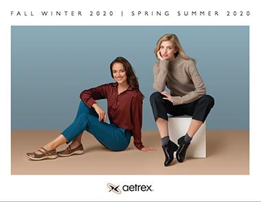 Aetrex Footwear Fall Winter 2020
