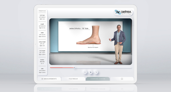 Aetrex Albert Voice-Activated Learning Center