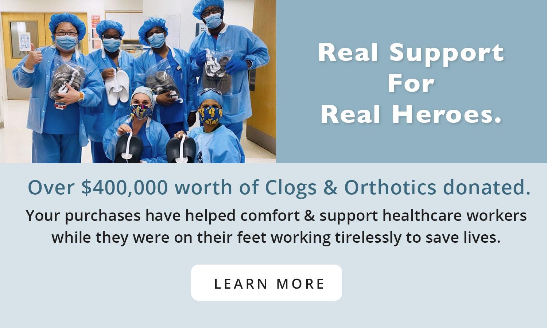 Healthcare Professional Donation