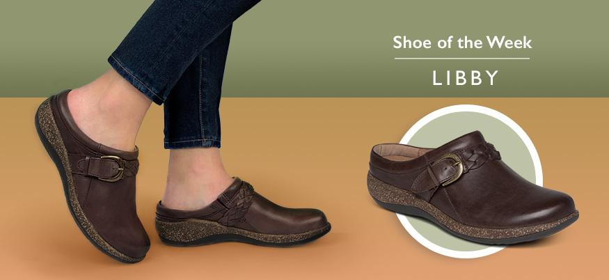 Shoe of the Week - Aetrex Worldwide