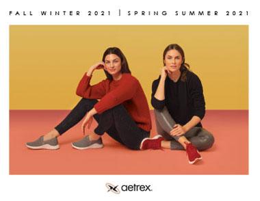 Aetrex Footwear Spring Summer 2021