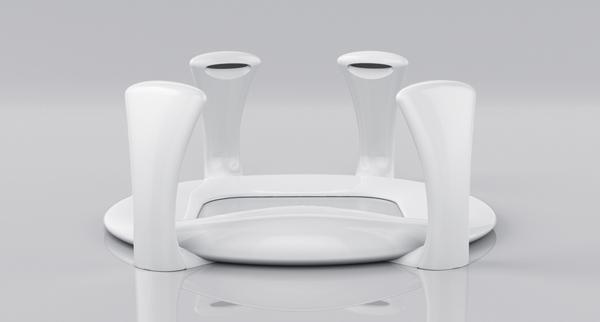Albert 3DFit Foot Scanner