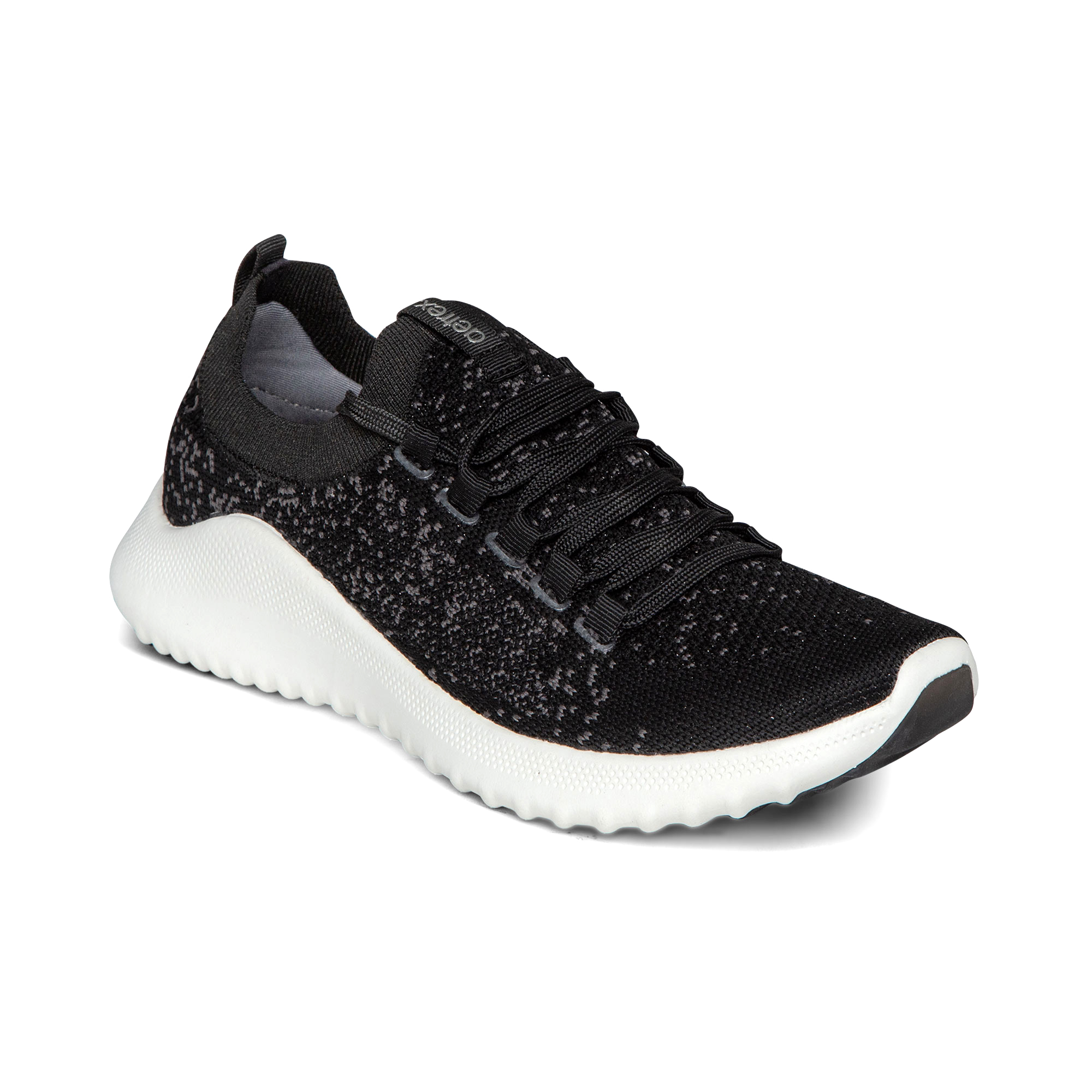 fashionable sneakers with arch support