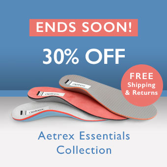 Aetrex Essential Orthotics