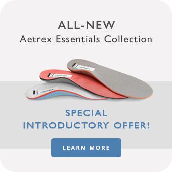 Aetrex Essential Orthotics