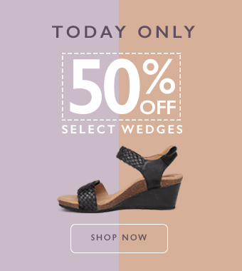 Shop Aetrex Wedges Flash Sale