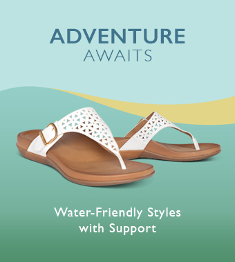 Shop Aetrex Sandals for Adventures
