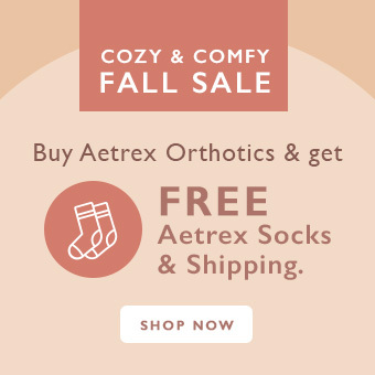 Aetrex Cozy Comfort Sale