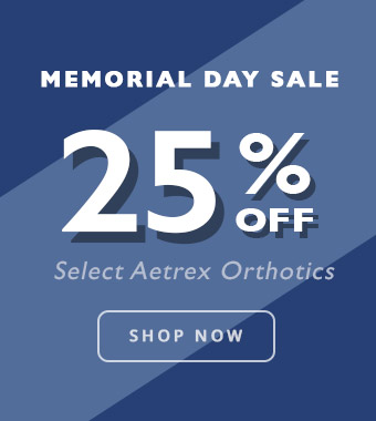 Memorial Day Orthotics Sale