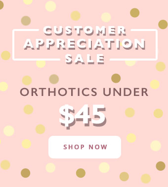 Shop Aetrex Customer Appreciation Sale