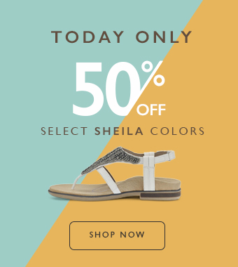 Shop Aetrex Sheila Flash Sale