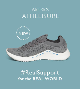 Shop Aetrex Athleisure Sneakers