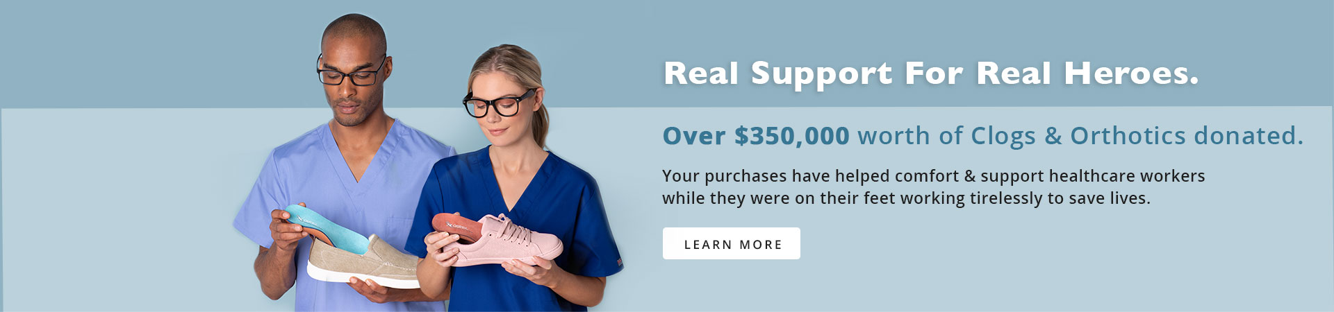 Professional Healthcare Donation