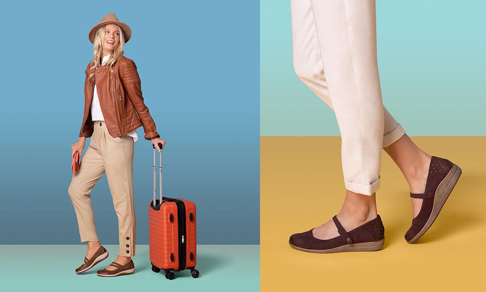 Aetrex Jean-ious Footwear
