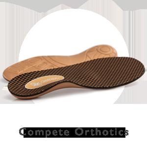 Aetrex Compete Orthotics