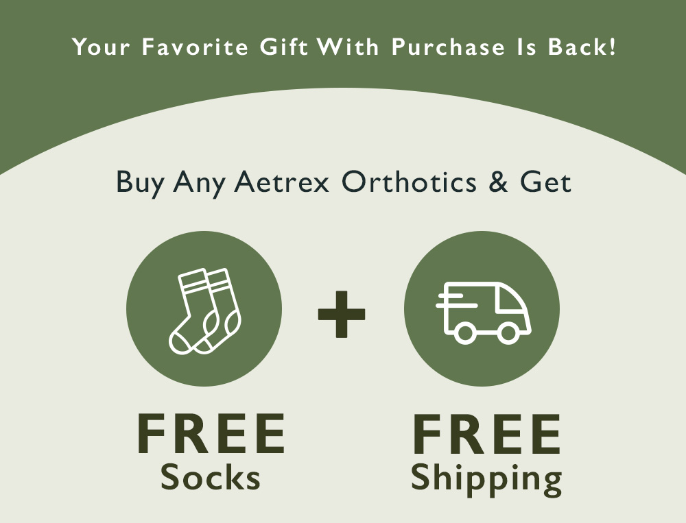Orthotics Surprise Sale