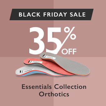 Black Friday Essentials Orthotics Promotion
