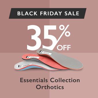 Black Friday Essentials Orthotics Promotion