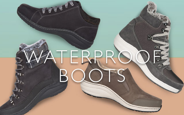 Aetrex Waterproof Boots