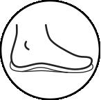 Aetrex Superior Cushioning