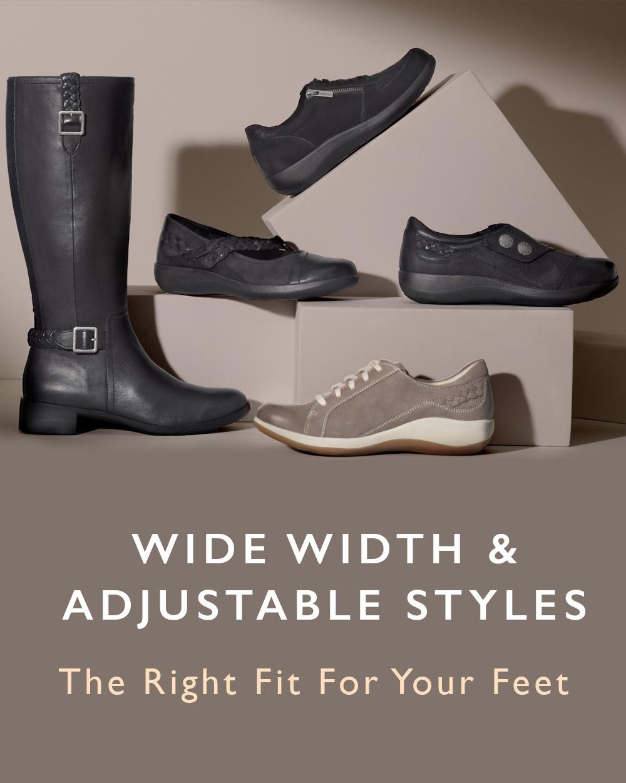 Shop Aetrex Wide Width Footwear
