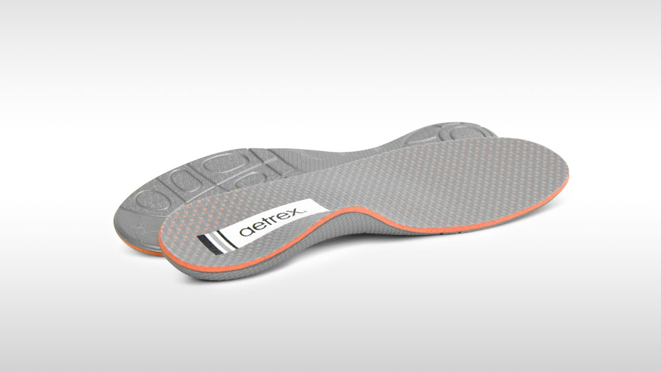 Aetrex Premium Casual Orthotic - Women