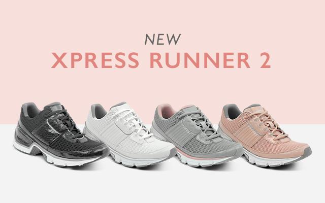 New Aetrex Xpress Runner 2 Launch